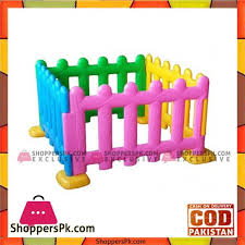 Buy Children S Plastic Fence Lah600 At Best Price In Pakistan