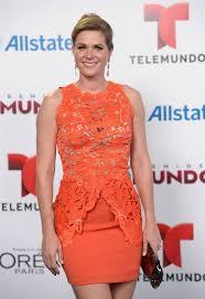 Sonya Smith - Sonya Smith Photos - Arrivals at Telemundo's Premios Tu Mundo  Awards - Zimbio