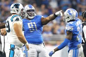 Lions DT A'Shawn Robinson excused from training camp for personal reason,  expected back soon - mlive.com