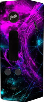 Skin Decal Wrap For Wismec Reuleaux Rx200 Tc Vape Box Mod Vinyl Sticker Trippy Cell Case Novelty Lamp Cell Phone Accessories