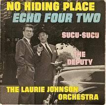 45cat - The Laurie Johnson Orchestra - Sucu-Sucu / Echo Four Two ...