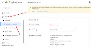 google adsense sellers json file