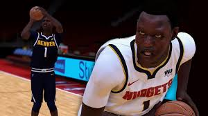 NBA 2K19 Bol Bol FULL Jumpshot (2019 NBA Draft) 🇺🇸 - YouTube