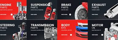TemplateMonster Magetique Car Spare Parts Magento 2 Theme | FireBear