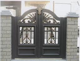 Home Aluminium Gate Design Steel Sliding Gate Aluminum Fence Gate Designs Hc Ag8 Doors Aliexpress