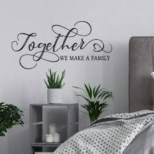 Family Decal Family Room Decal Picture Wall The Artsy Spot