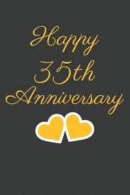 happy 35th anniversary 35th