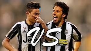 Juventus FC. - Dybala Vs Del Piero