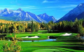 golf course wallpaper on hipwallpaper