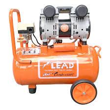 Máy bơm hơi LEAD 30L không dầu tua nhanh 2800 vòng/phút – Linh Kiện Điện Cơ