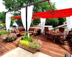18 outdoor umbrella ideas for backyard