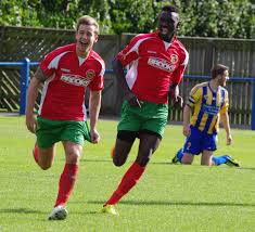 Adam Baker clinches FA Cup victory for Harrogate Railway after ...