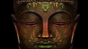 trippy buddha wallpaper 58 pictures