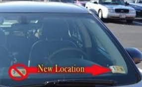 Now In Effect New Location For New Virginia Inspection Stickers Arlnow Com