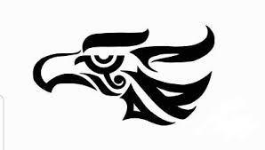 Tribal Mexican Eagle Color Options Free Shipping Vinyl Decal Window Sticker 1 99 Picclick