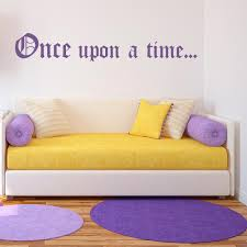 Once Upon A Time Wall Decal Wall Decal World