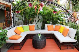 caring for outdoor furniture cushions