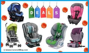 stroller and baby gear deals