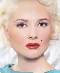 1950s womens makeup saubhaya makeup