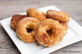 baked donut recipe without yeast by