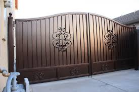 Rv Side Gate House Exterior Sacramento By Art Of Welding Houzz Ie