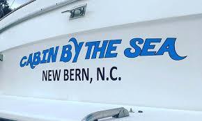 Boat Lettering Custom Vinyl Lettering Doityourselflettering Com