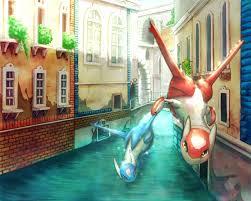 Pokémon the Movie: Latios & Latias Image #915051 - Zerochan ...