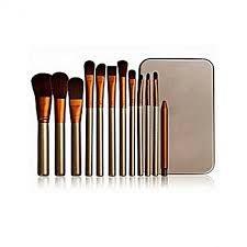 makeup brushes pack of 12 brushes with