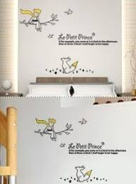Le Petit Prince Wall Sticker The Little Prince Prince Nursery Prince Baby Shower