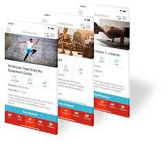 24go custom workout app 24 hour fitness