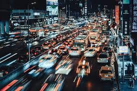 city cityscape traffic car vehicle
