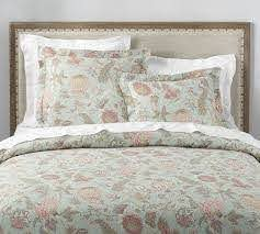 cosette palampore patterned duvet cover
