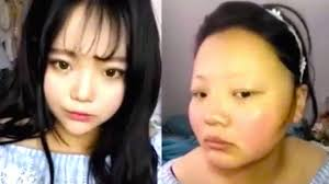 korean before makeup saubhaya makeup
