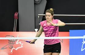Badminton player Ella Smith taking on the world — SouthlandSport