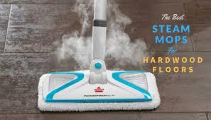 9 best steam mops for hardwood floors