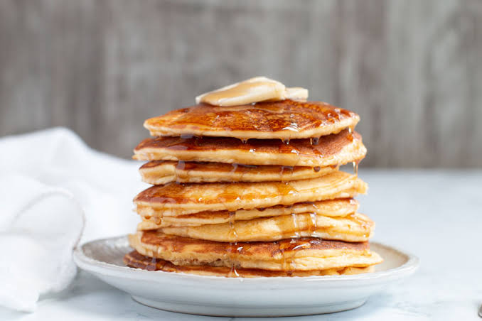 Image result for cream cheese keto pancakes""