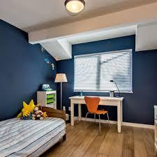 Boys Navy And Orange Bedroom Houzz
