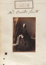 NPG Ax52680; Henrietta Mildred Smith (née Hodgson) - Portrait ...