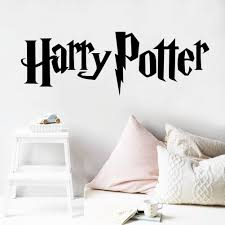 Harry Potter Wall Mural Giant Art Sticker Matt Vinyl Decal Wall Stickers Wallpaper Kitchen Bedroom Va8705 Buy At The Price Of 3 81 In Aliexpress Com Imall Com