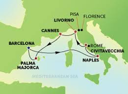 ncl epic western med cruise the