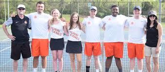 West boys, East girls win crosstown tennis matches   Local Sports    citizentribune.com