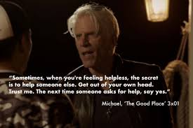 of the best the good place quotes about life morality and
