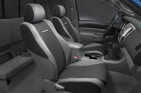 toyota tacoma seat covers genuine toyota