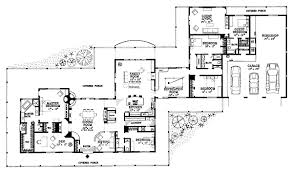 house plan 95254 with 5024 sq ft