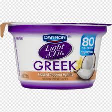 greek yogurt yoplait coconut