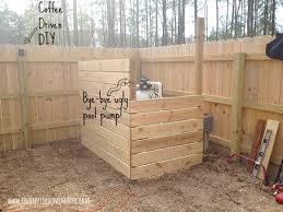 Diy Outdoor Wood Screen For Under 40 The Happier Homemaker