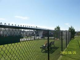 Phoenix Fence Chainlink Residential Full Colour Fence