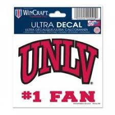 Unlv Rebels Stickers Decals Bumper Stickers