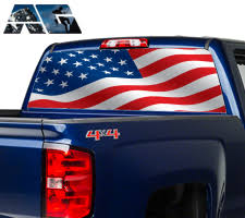 Vehicle Graphics Patriotic And Military