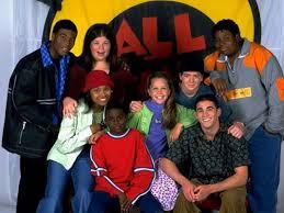 cast of nickelodeon series reunite on
